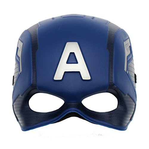 $15.99 MICHLEY Cosplay Captain Mask