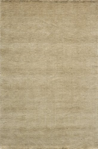 Momeni Rugs GRAMEGM-12WHE5080 Gramercy Collection, 100% Wool Hand Loomed