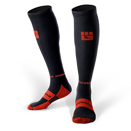 MudGear Compression Socks – Men's and Women's Running Socks