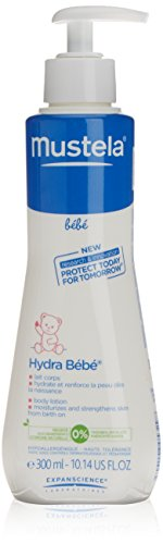 Mustela Hydra Bebe Body Lotion, 10.14 fl. oz