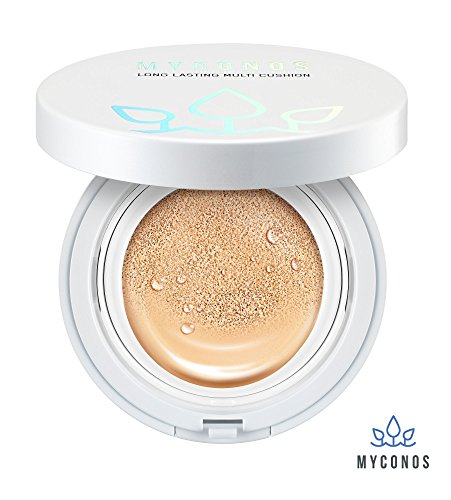 Myconos Magic BB CC Moist Air Cushion Compact Korean