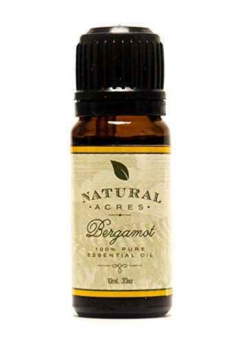 Bergamot Essential Oil - 100% Pure Therapeutic Grade Bergamot
