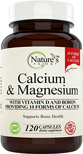Calcium  Magnesium - With Vitamin D 3
