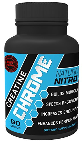 Naturo Nitro Creatine Chrome with Magnapower™ - Rapid Muscle