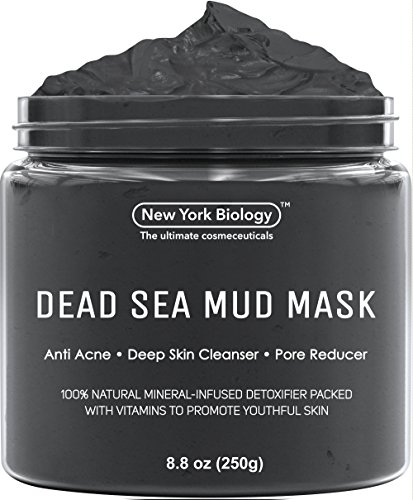 Dead Sea Mud Mask for Face  Body -