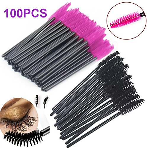 Disposable Eyelash Mascara Wands Brush Set Series By New8Beauty