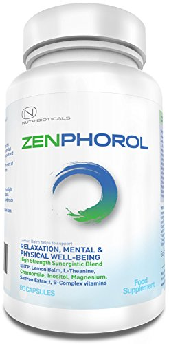 1 FORMULA Zenphorol® Stress and Anxiety Relief - Reduces