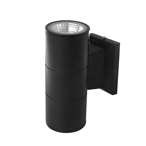 ONEVER COB 6W LED Cylinder Wall Sconce Wall Mounted