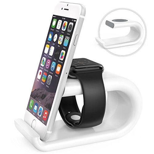 Apple Watch Charging  iPhone stand, ovtel Acrylic Charging