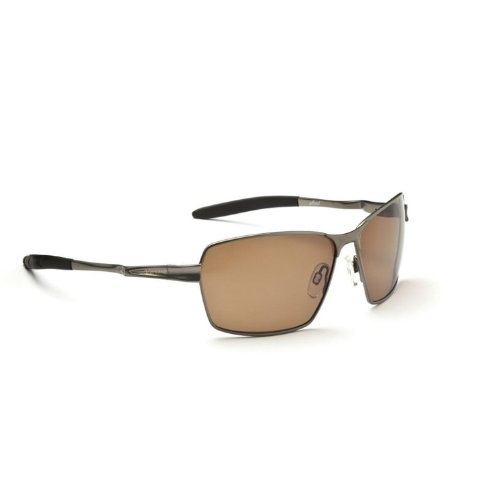 $44.10 Optic Nerve Axel Polarized Sunglass (Matt Gunmetal, Copper)