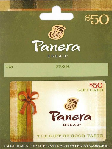 Panera Bread Gift Card $50