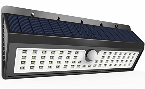62 LED Solar Light, Perfectday 62 LED Outdoor Wireless