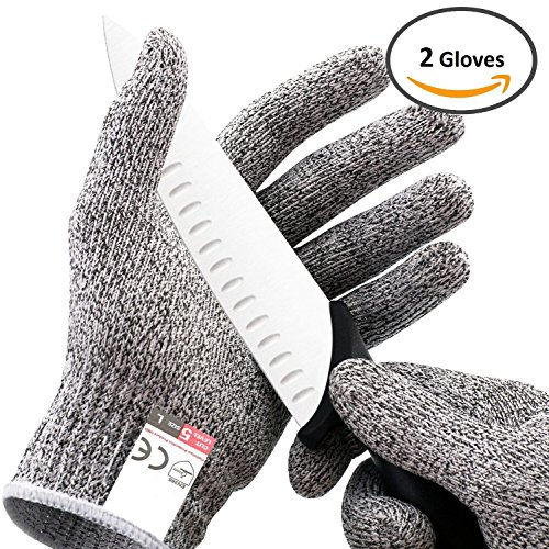 Platinum Oyster Glove No Cut Resistant High Performance Level