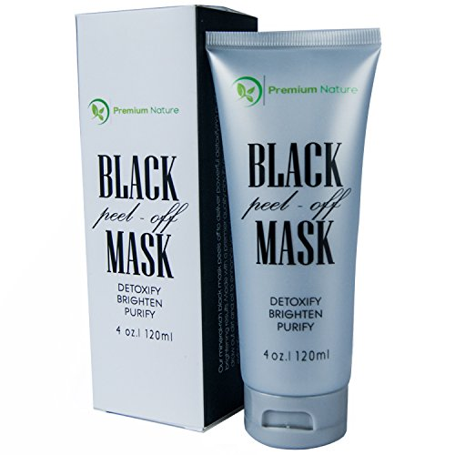 Blackhead Remover Mask – Deep Detox Cleanser 100% Natural