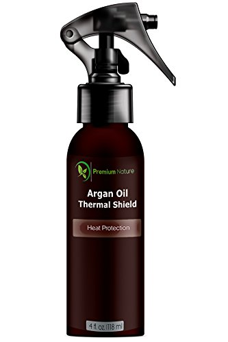 Argan Oil Hair Protector Spray - 4 oz Thermal