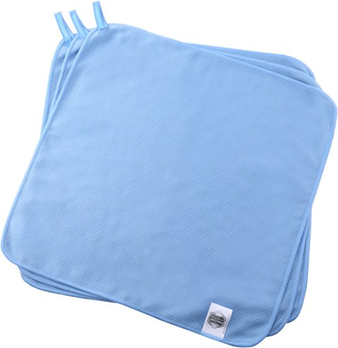 Microfiber Cleaning Cloths for Polishing Stainless Steel Kitchen Appliances