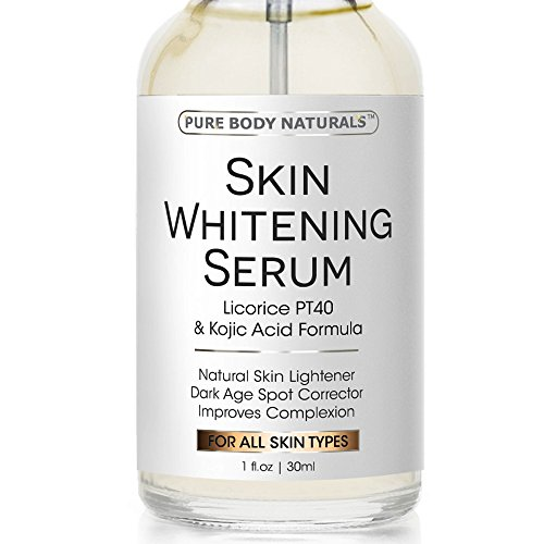 Skin Whitening Lightening Serum - Natural Skin Whitening Cream