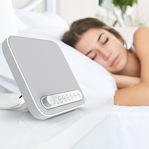 Wave Premium Sleep Therapy Sound Machine - Soothing All-Natural