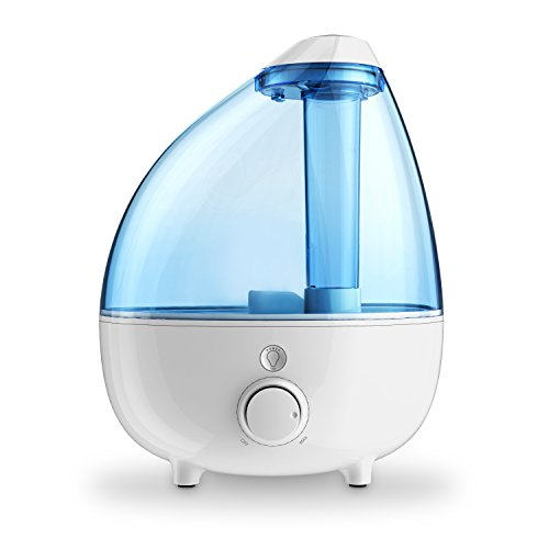 Ultrasonic Cool Mist Humidifier XL – 1-Gallon Water Tank