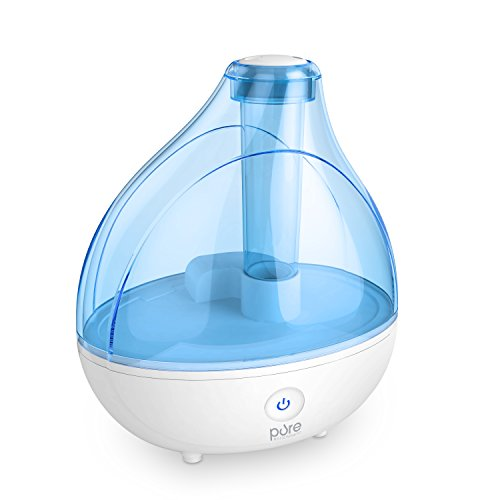 Ultrasonic Cool Mist Humidifier - Premium Humidifying Unit with