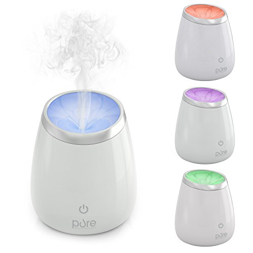 PureSpa Deluxe Ultrasonic Aromatherapy Oil Diffuser - High Capacity