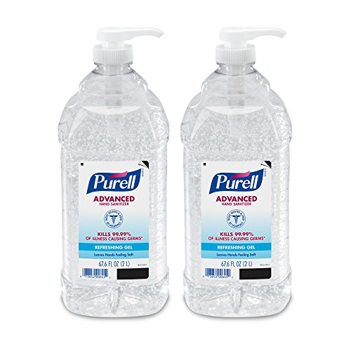 PURELL Advanced Instant Hand Sanitizer - 2L Pump Bottle