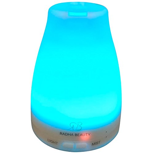 Radha Beauty Essential Oil Diffuser 7 colors - 120