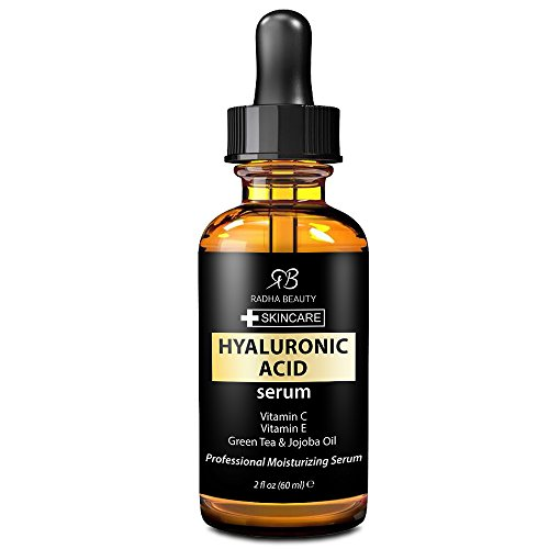 Hyaluronic Acid Serum 2 oz - Anti aging Serum