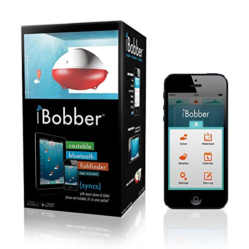 iBobber Wireless Bluetooth Smart Fish Finder for iOS and