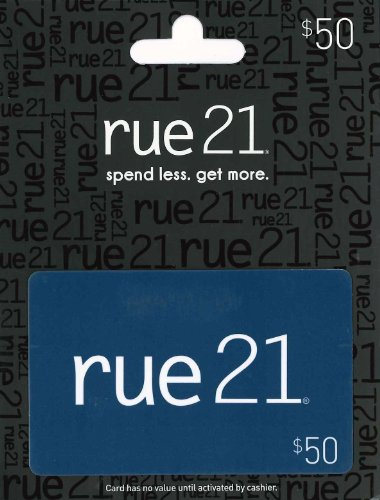 Rue 21 Gift Card $50