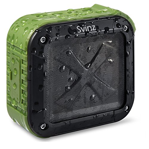 Ultra Portable IPX5 Waterproof Bluetooth Speakers, Outdoor And Shower