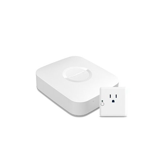 $119.19 Samsung SmartThings Hub and Outlet Bundle, Works with Amazon