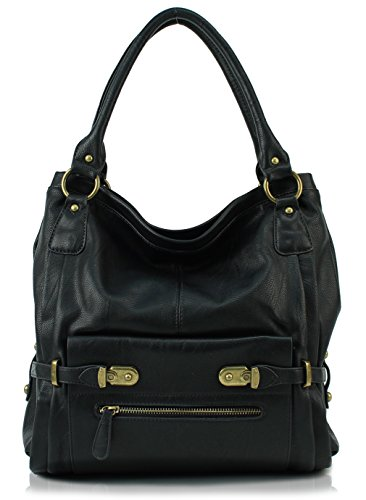 $29.99 Scarleton Shoulder Bag H114801 – Black