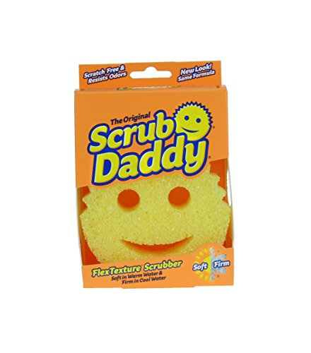 Scratch Free Scrub Daddy (Pack of 4)