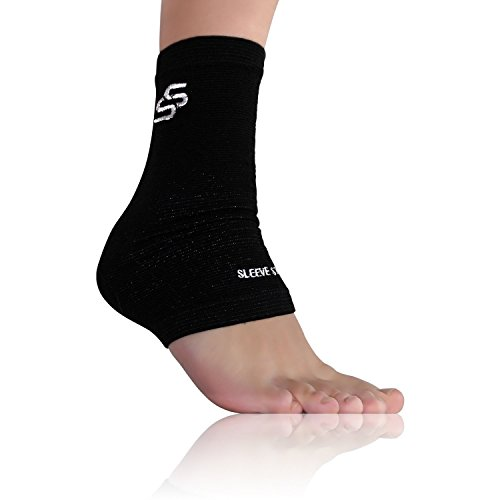 Sleeve Stars Plantar Fasciitis Foot Sleeve with Ankle Brace