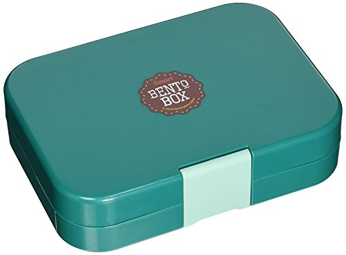 Smartbentobox Leakproof Bento Lunch Box with 4 Storage Compartments