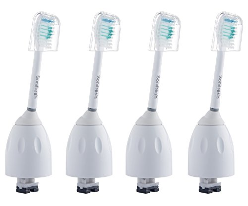 Sonifresh Replacement Heads - Toothbrush Heads For Philips Sonicare