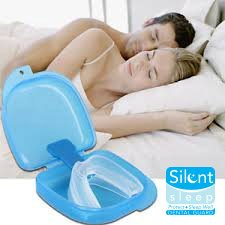 Silent Sleep Teeth Mouth Guard - Stop Teeth Grinding