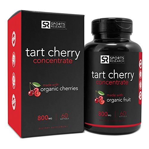Tart Cherry Concentrate – Made from Organic Cherries; Non-GMO