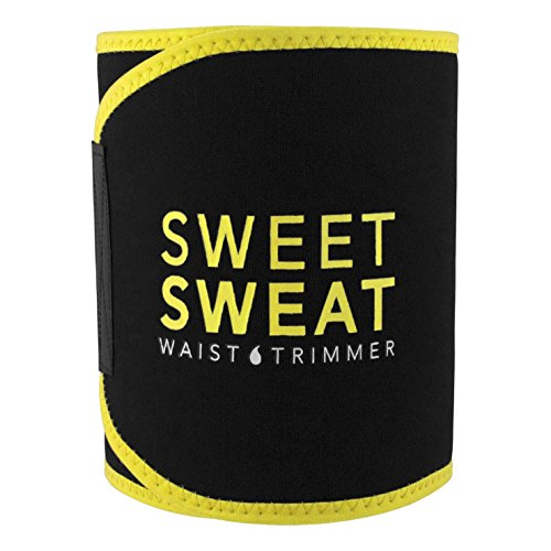 Sweet Sweat Waist Trimmer with Sample of Sweet Sweat