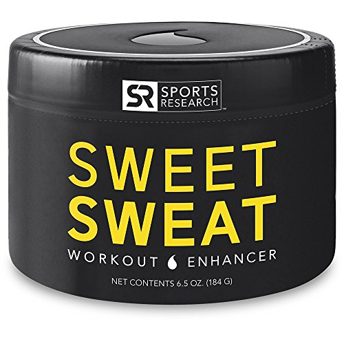 Sports Research Sweet Sweat Jar, 6.5-Ounce