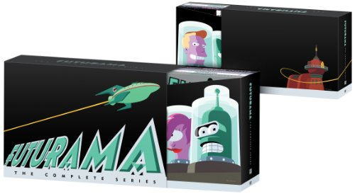 $48.99 Futurama: The Complete Series