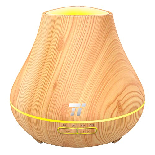 TaoTronics Essential Oil Diffuser, TaoTronics 400ml Aroma Diffuser for