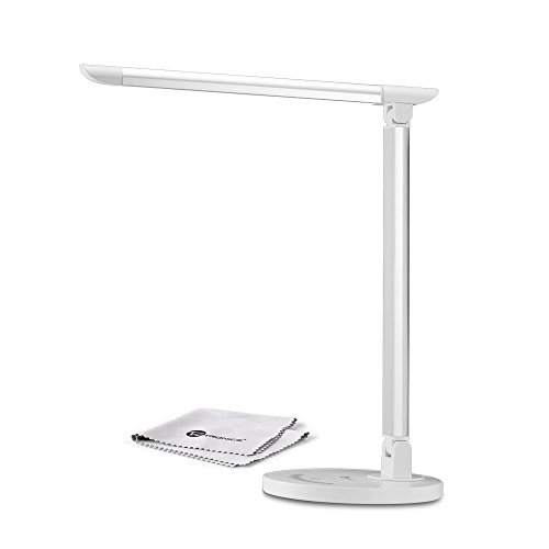 $29.99 TaoTronics LED Desk Lamp Eye-caring Table Lamp, Energy Efficient