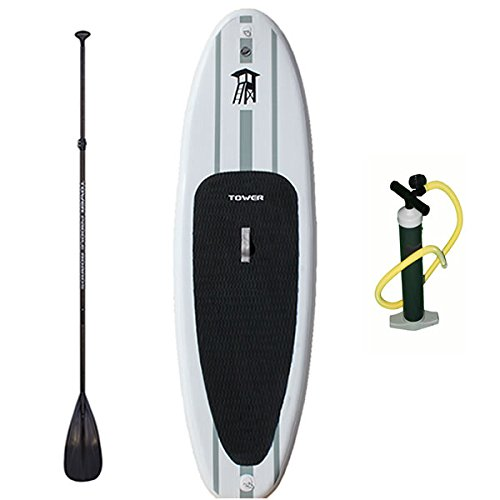 Tower Paddle Boards Adventurer Inflatable 9\'10