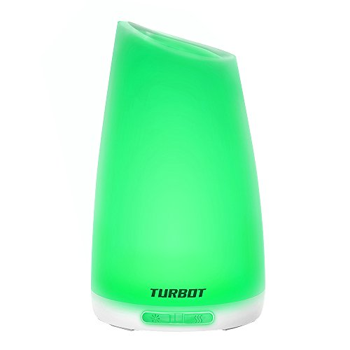 Turbot Aromatherapy Essential Oil Diffuser Aroma Ultrasonic Cool Mist