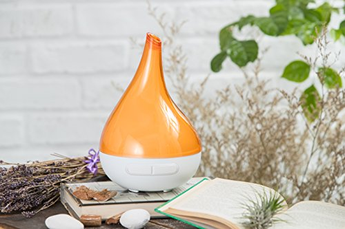 Ultransmit Aroma VIVI Ultrasonic Aromatherapy Essential Oil Diffuser, High