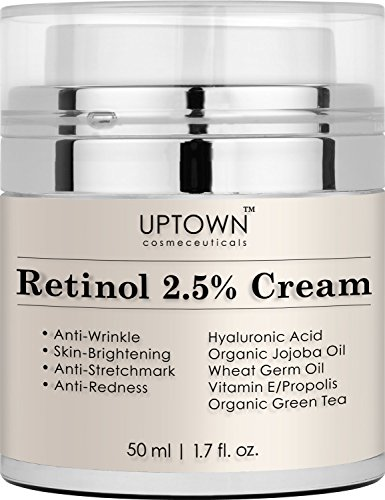 Retinol Cream for face and Eye Area from Uptown