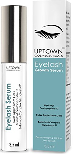 Uptown Cosmeceuticals Eyelash Growth Serum Contains Stem Cell