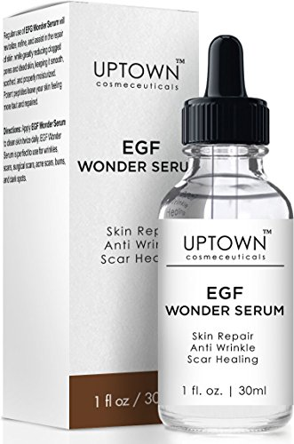 Uptown Cosmeceuticals Anti Wrinkle  Acne Scar Removal EGF